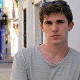 Eric Masip, en el rodaje de 'Alba'