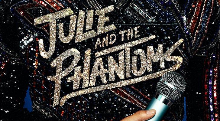 Affiche pour 'Julie et les fantômes', la série musicale pour adolescents Netflix