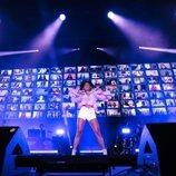 Nia Correia ('OT 2020') baila en el WiZink Center