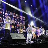 El concierto de 'OT 2020' reúne a todos los concursantes