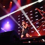 Anaju canta en el concierto de 'OT 2020'