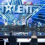 Santi Millán, presentando 'Got Talent 6'