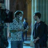 Carlos Cuevas es Pol Rubio en la segunda temporada de 'Merlí: Sapere Aude'