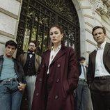 El reparto de 'Jaguar', la serie de cazadores de nazis de Netflix