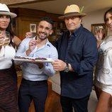 Los concursantes de la 12ª edición de 'Ven a cenar conmigo: Gourmet Edition'