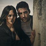 Megan Montaner y Miguel Ángel Silvestre en '30 monedas'