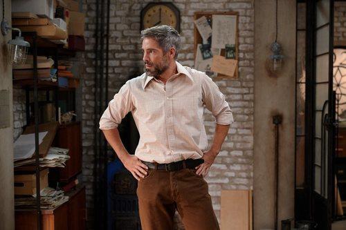 Unax Ugalde en la novena temporada de 'Amar es para siempre'