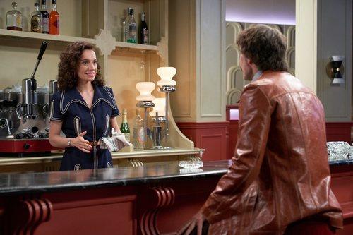Eva Rufo en la novena temporada de 'Amar es para siempre'