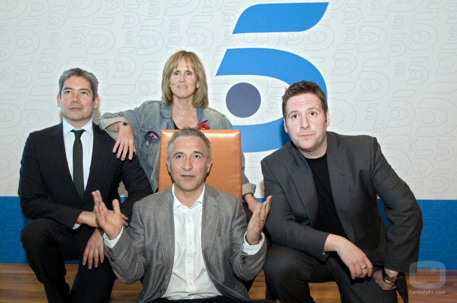'La tribu' es el nuevo programa de Telecinco