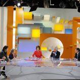 Felipe González en los 500 programas de 'Las mañanas de Cuatro'