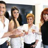 Los participantes de la edición 14 de 'Ven a cenar conmigo: Gourmet Edition'