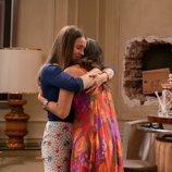 El último abrazo de Luimelia, en 'Amar es para siempre'