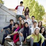 Final de rodaje de la temporada 4 de 'Skam España'