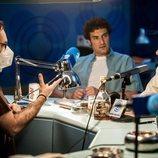 Carlos Therón dirige a Miki Esparbé y Javier Gutiérrez en 'Reyes de la noche'