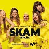 Las protagonistas de 'Skam España' en la cuarta temporada