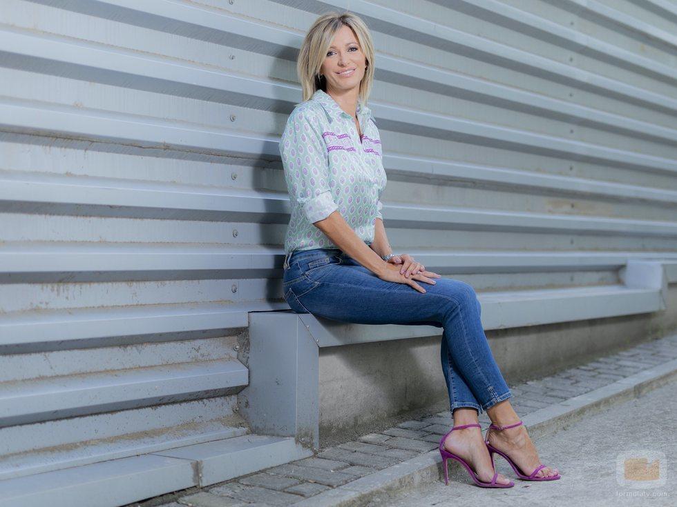 Susanna Griso presenta el magacín 'Espejo público'