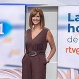 Mónica López, presentadora de 'La hora de La 1'