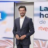 Martín Barreiro, colaborador de 'La hora de La 1'
