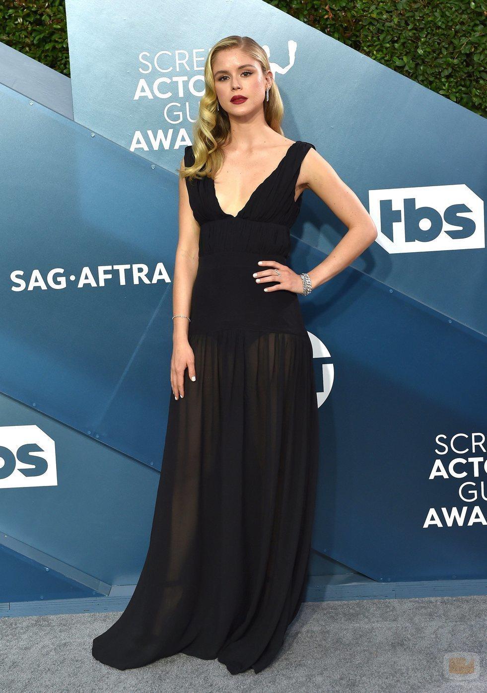 Erin Moriarty en los Premios SAG 2020