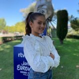 La cantante Soleá participa en Eurovisión Junior 2020