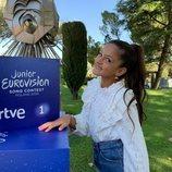 La representante española de Eurovisión Junior 2020, Soleá