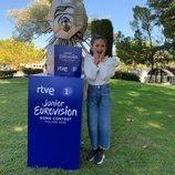 Primera imagen de Soleá como representante de España en JESC 2020