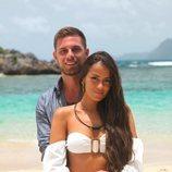 Melyssa y Tom, pareja de 'La isla de las tentaciones 2'