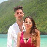 Marta y Lester, pareja de 'La isla de las tentaciones 2'