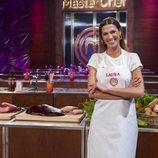 Laura Sánchez, concursante de 'MasterChef Celebrity 5'