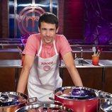 Juan José Ballesta, concursante de 'MasterChef Celebrity 5'