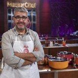 Florentino Fernández, concursante de 'MasterChef Celebrity 5'
