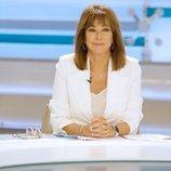 Ana Rosa Quintana, presentadora de 'El programa de Ana Rosa' en su temporada 17