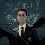 Carlos Alcaide es Manu en 'El Internado: Las Cumbres'