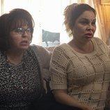 Paca La Piraña y Cristina en el 1x03 de 'Veneno'