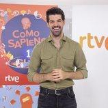 Miguel Ángel Muñoz, presentador de 'Como sapiens'