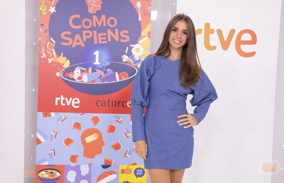 Elena Furiase, reportera de 'Como sapiens'