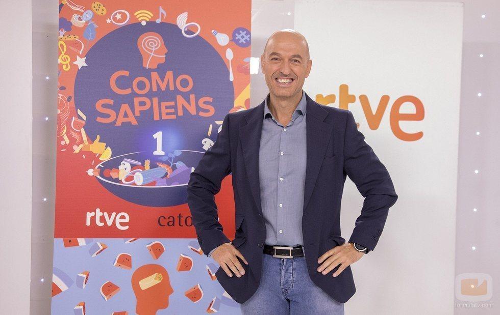 Iñigo Urrechu, colaborador de 'Como sapiens'
