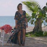 Sandra Barneda, en la primera gala de 'La isla de las tentaciones 2'