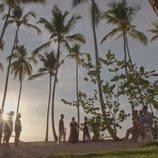 Los solteros y las parejas se conocen en 'La isla de las tentaciones 2'