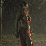 Daniela Santiago como Cristina en el 1x04 de 'Veneno'