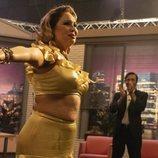 Cristina (Isabel Torres) regresa a la televisión en 'Veneno'