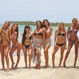Las solteras de 'La isla de las tentaciones 2' en bikini