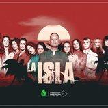 Cartel de la segunda edición de 'La isla' con todas sus participantes
