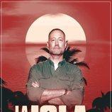 Cartel de la segunda edición de 'La isla' con Pedro García Aguado