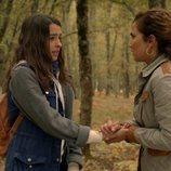 Nuria Herrero y Toni Acosta, en la segunda temporada de 'Señoras del (h)AMPA'
