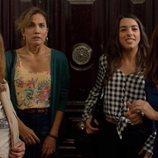 Las cuatro protagonistas de 'Señoras del (h)AMPA 2'