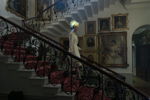 La Princesa Ana (Erin Doherty) en la temporada 4 de 'The Crown'