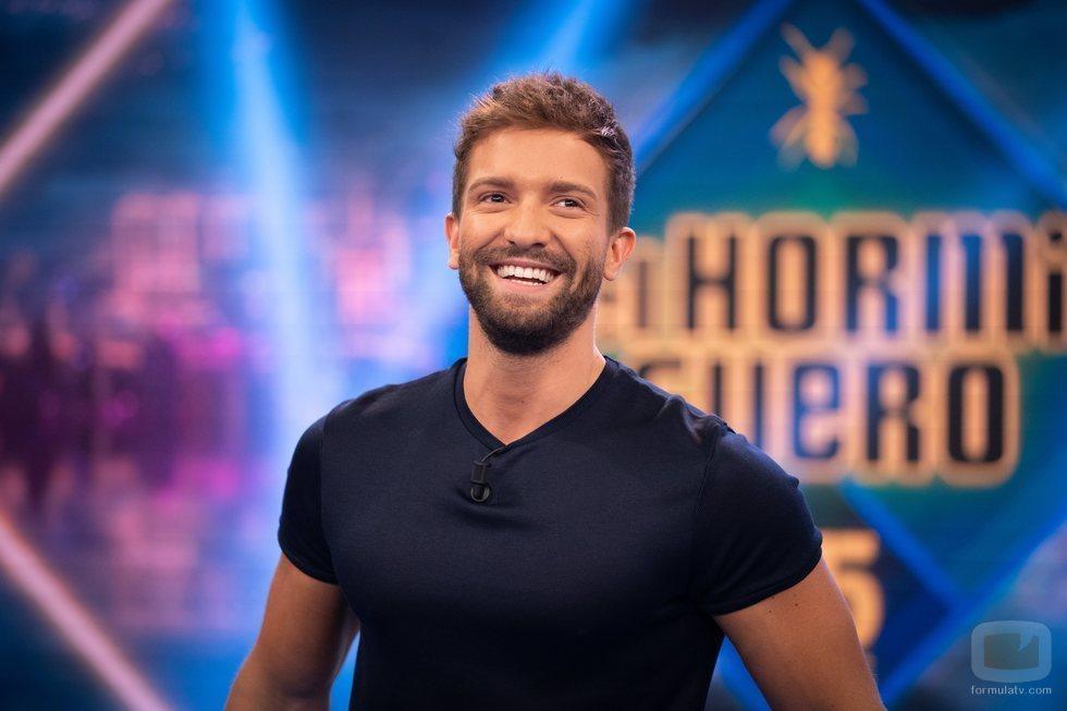 Pablo Alborán visita 'El Hormiguero'