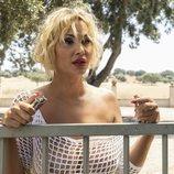 Cristina (Daniela Santiago) regresa a Adra en el episodio 1x05 de 'Veneno'