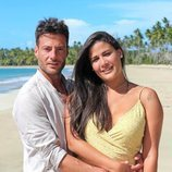 Alessandro y Patry, pareja de 'La isla de las tentaciones 2'